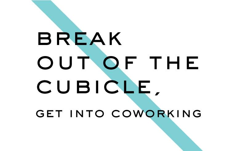 Break out of the cubicle and get into Coworking at Robinson Road - The Working Capitol