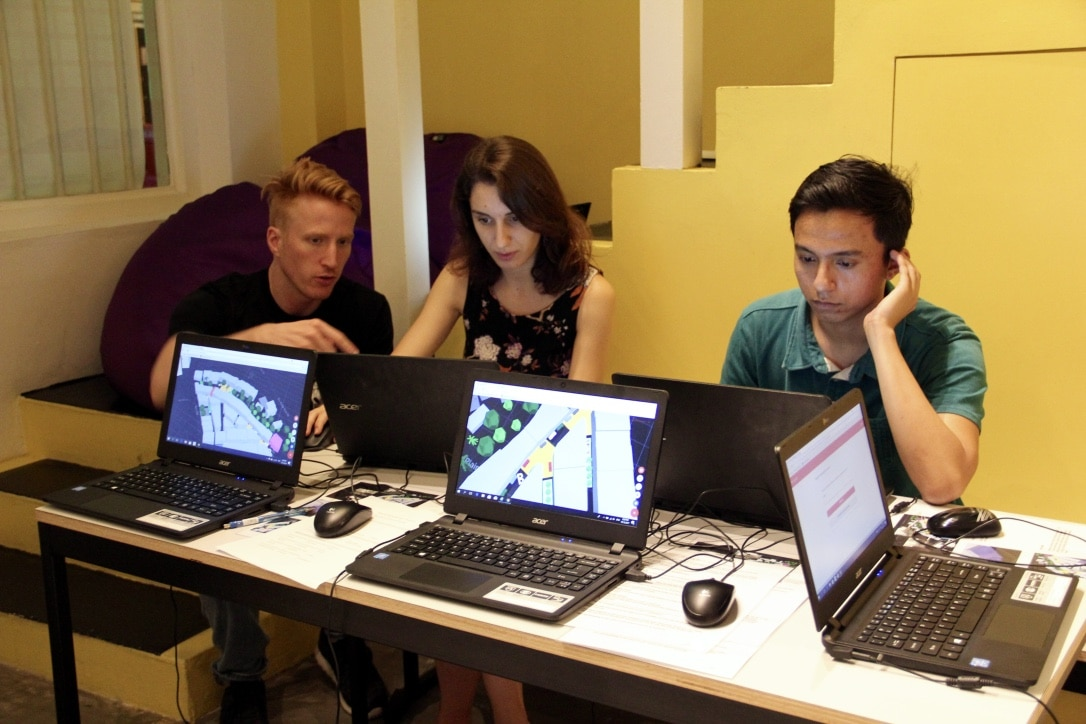 Urban Design Workshop at The Working Capitol - Reimagining Keong Saik