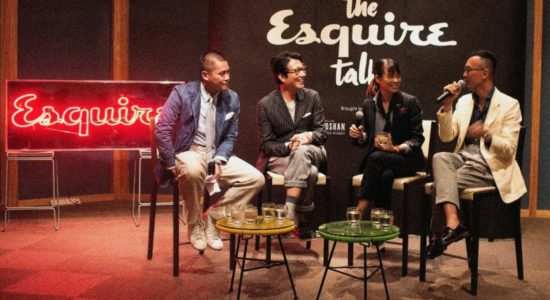 Esquire Talks